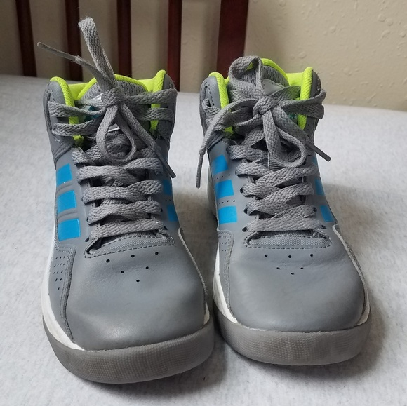 pretty nice 5ae8b ae21d adidas Other - EUCKids Cloudfoam Ilation Mid Basketball Sneakers